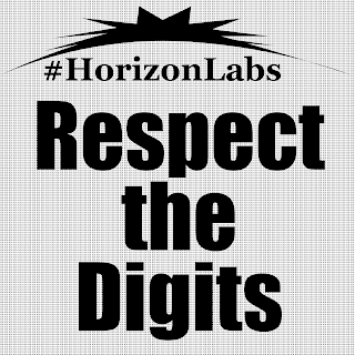 Respect the digits!